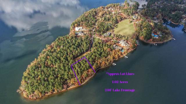 1050 Preservation Point, Greensboro, GA 30642 (MLS #57922) :: Team Lake Country
