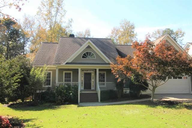 1685 Four Lakes Drive, Madison, GA 30650 (MLS #57940) :: Team Lake Country