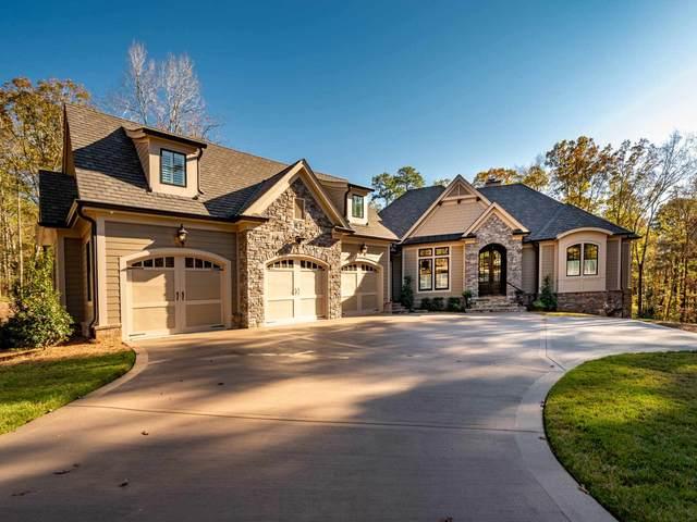 1070 Jones Bluff Court, Greensboro, GA 30642 (MLS #57946) :: Team Lake Country