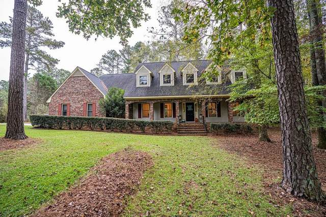 138 Northwoods Drive, Milledgeville, GA 31061 (MLS #57958) :: Team Lake Country