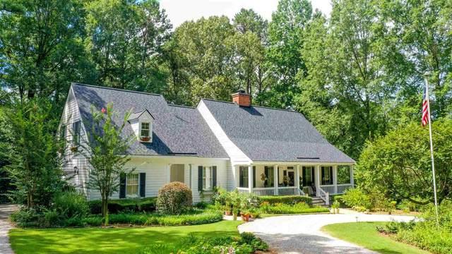 112 Porterfield Drive, Eatonton, GA 31024 (MLS #57970) :: Team Lake Country