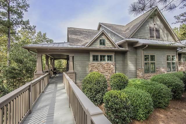 1040 Royal Lane, Greensboro, GA 30642 (MLS #57983) :: Team Lake Country