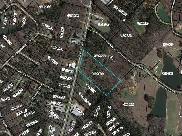 622 Old Phoenix Road, Eatonton, GA 31024 (MLS #57986) :: Team Lake Country