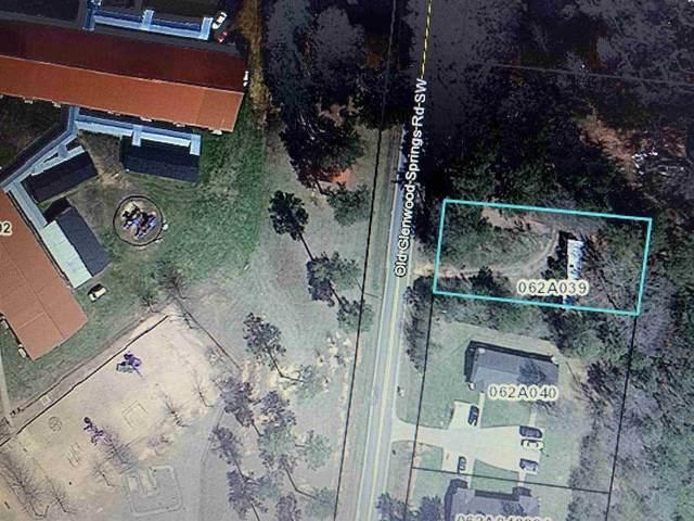 0 Old Glenwood Springs Road, Eatonton, GA 31024 (MLS #57996) :: Team Lake Country