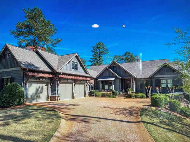 1371 Rose Creek, Greensboro, GA 30642 (MLS #58073) :: Team Lake Country