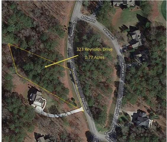 323 Reynolds Drive, Eatonton, GA 31024 (MLS #58213) :: Team Lake Country
