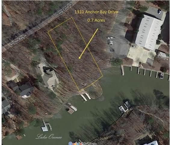 1310 Anchor Bay Drive, Greensboro, GA 30642 (MLS #58330) :: Team Lake Country