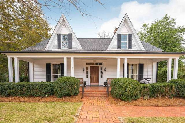 612 Old Post Road, Madison, GA 30650 (MLS #58348) :: Team Lake Country