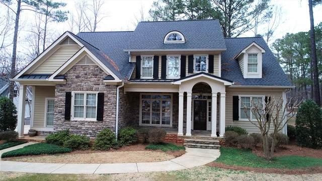 1001 Troon Court, Greensboro, GA 30642 (MLS #58478) :: Team Lake Country