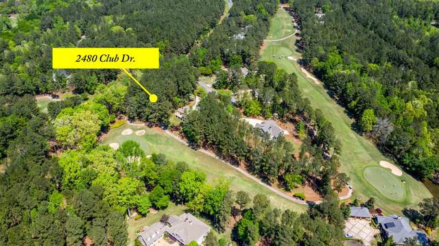 2480 Club Drive, Greensboro, GA 30642 (MLS #58571) :: Team Lake Country
