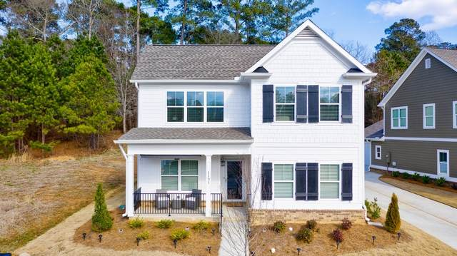 1131 Carriage Ridge Drive, Greensboro, GA 30642 (MLS #58582) :: Team Lake Country