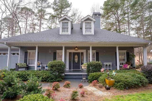 1001 Centennial Post Lane, Greensboro, GA 30642 (MLS #58599) :: Team Lake Country