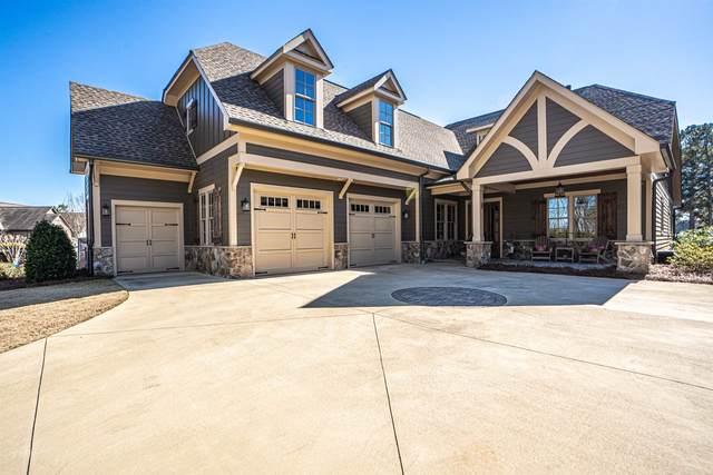 122 Arbors Lane, Eatonton, GA 31024 (MLS #58651) :: Team Lake Country