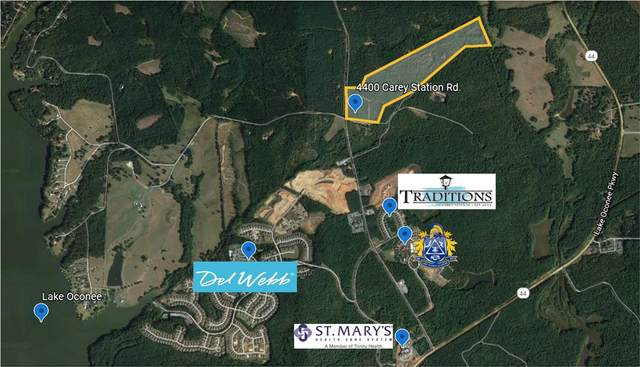 4400 Carey Station Road, Greensboro, GA 30642 (MLS #58667) :: Team Lake Country