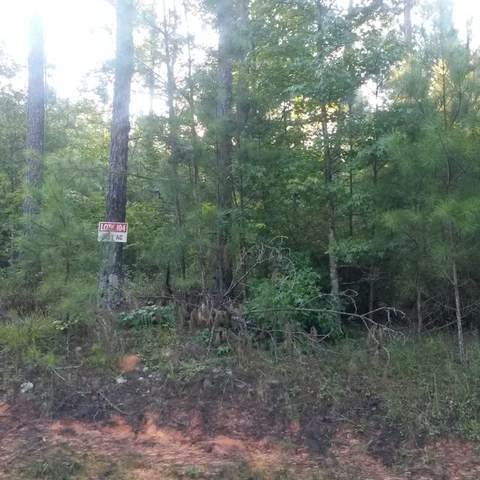 1810 Northwoods Drive, Greensboro, GA 30642 (MLS #58673) :: Team Lake Country