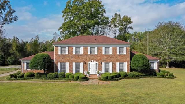 1340 Confederate Road, Madison, GA 30650 (MLS #58686) :: Team Lake Country