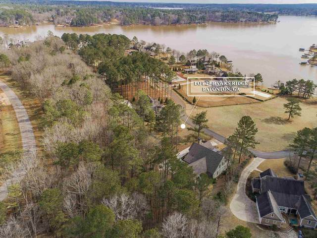 Lot 29 K Hawks Ridge, Eatonton, GA 31024 (MLS #58690) :: Team Lake Country