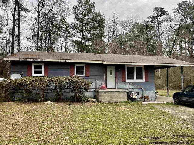 190 Elizabeth Street, Sparta, GA 31087 (MLS #58714) :: Team Lake Country