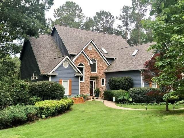 2420 Club Drive, Greensboro, GA 30642 (MLS #58722) :: Team Lake Country