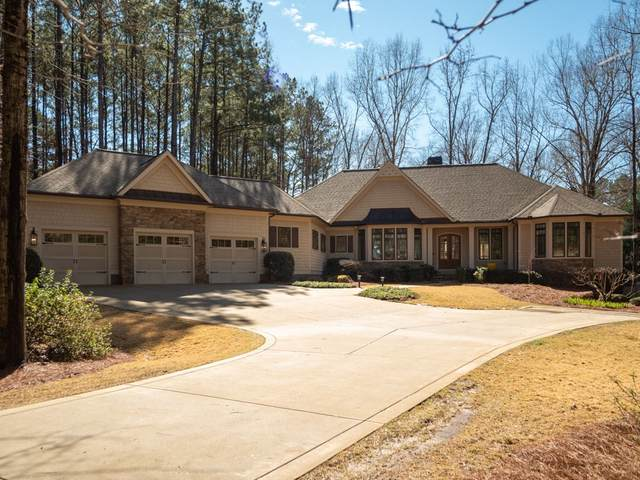 1741 Parrotts Point Road, Greensboro, GA 30642 (MLS #58744) :: Team Lake Country