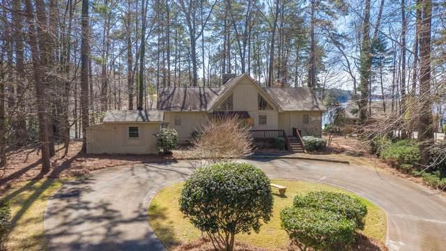 1220 Dogwood Drive, Greensboro, GA 30642 (MLS #58746) :: Team Lake Country