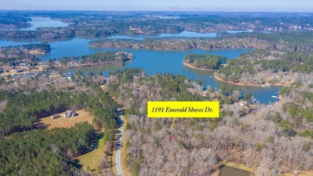 1191 Emerald Shores Drive, White Plains, GA 30678 (MLS #58859) :: Team Lake Country