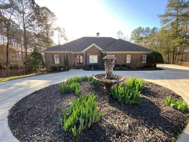1401 Morgan Drive, Buckhead, GA 30625 (MLS #58874) :: Team Lake Country