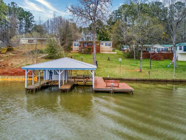 121 Little River Run, Eatonton, GA 31024 (MLS #58895) :: Team Lake Country