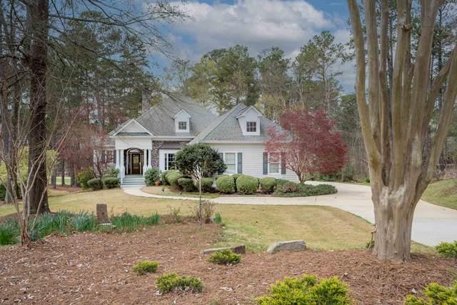 1031 Kimbrough Hill Drive, Greensboro, GA 30642 (MLS #58907) :: Team Lake Country