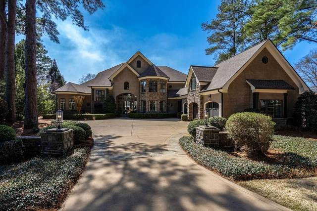 150 Wildwood Drive, Eatonton, GA 31024 (MLS #58917) :: Team Lake Country