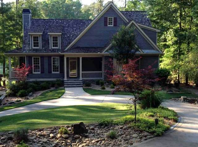 1011 Pinehurst Drive, Greensboro, GA 30642 (MLS #58953) :: Team Lake Country