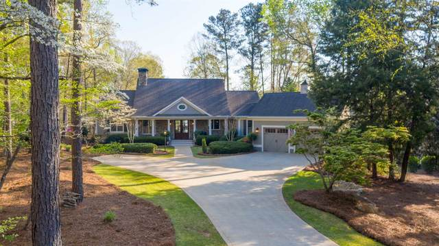 1090 Parrotts Cove Road, Greensboro, GA 30642 (MLS #59010) :: Team Lake Country