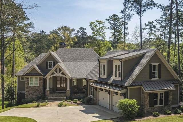 1050 Spring Creek, Greensboro, GA 30642 (MLS #59011) :: Team Lake Country