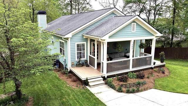 103 Pinewood Drive, Eatonton, GA 31024 (MLS #59068) :: Team Lake Country