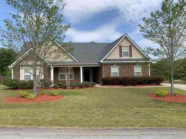 197 Oakwood Drive, Eatonton, GA 31024 (MLS #59128) :: Team Lake Country