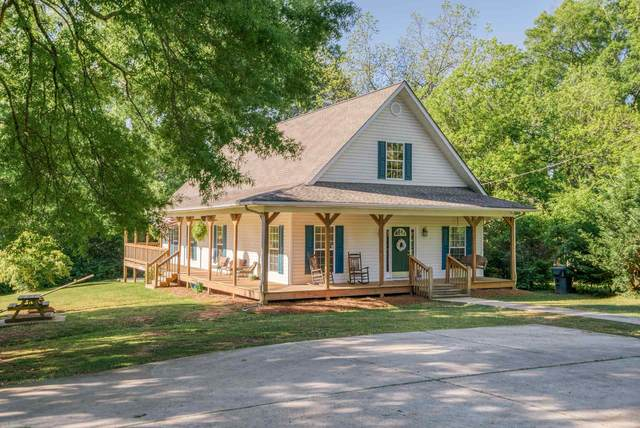 407 W Harris Street, Eatonton, GA 31024 (MLS #59154) :: Team Lake Country