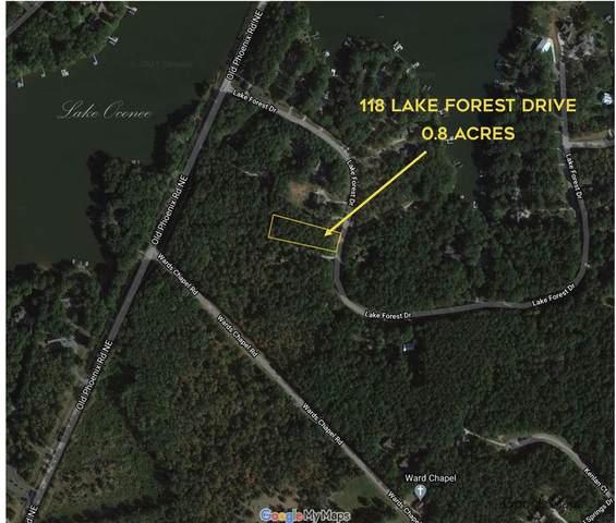 Lot 56 Lake Forest Drive, Eatonton, GA 31024 (MLS #59200) :: Team Lake Country
