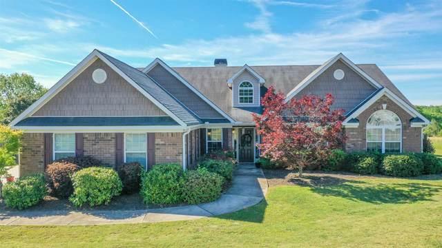 128 Oakwood Drive, Eatonton, GA 31024 (MLS #59206) :: Team Lake Country