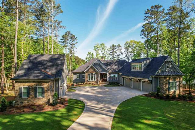 1170 Parrotts Cove, Greensboro, GA 30642 (MLS #59213) :: Team Lake Country