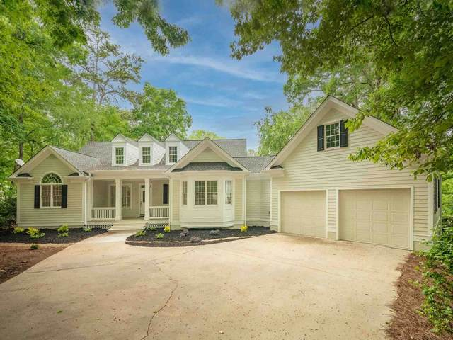 1060 Quail Ridge Way, Greensboro, GA 30642 (MLS #59241) :: EXIT Realty Lake Country