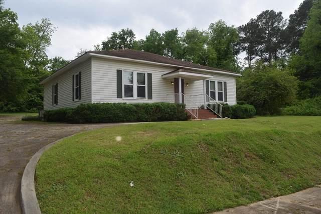 307 West Marion Street, Eatonton, GA 31024 (MLS #59243) :: Team Lake Country