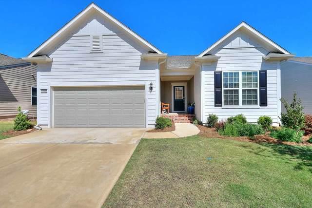 1060 Crooked Creek Road, Greensboro, GA 30642 (MLS #59246) :: Team Lake Country