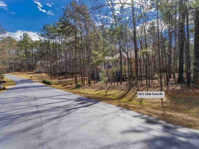 1031 Club Cove Drive, Greensboro, GA 30642 (MLS #59292) :: Team Lake Country