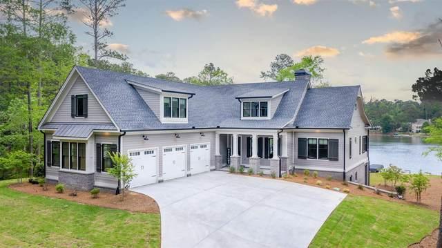 2560 Cherokee Drive, Greensboro, GA 30642 (MLS #59332) :: Team Lake Country