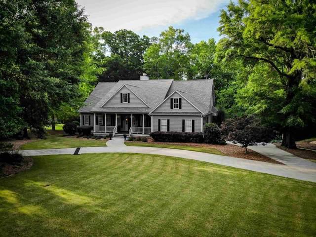 116 Swan Drive, Eatonton, GA 31024 (MLS #59388) :: Team Lake Country