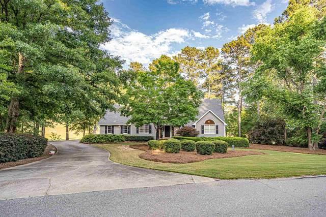 1050 Fairway Ridge Circle, Greensboro, GA 30642 (MLS #59430) :: Team Lake Country