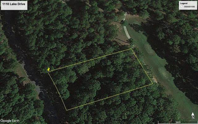 1110 Lake Drive, Greensboro, GA 30642 (MLS #59436) :: Team Lake Country