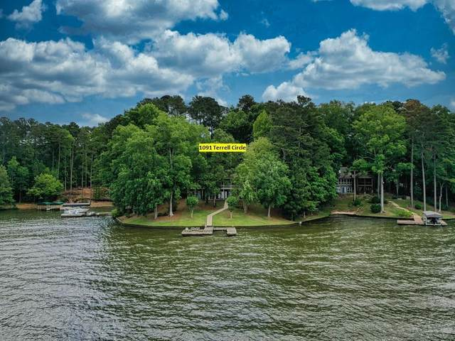 1091 Terrell Circle, Greensboro, GA 30642 (MLS #59457) :: Team Lake Country