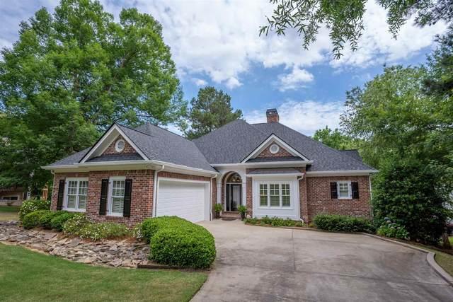 1220 Westchester Drive, Greensboro, GA 30642 (MLS #59485) :: Team Lake Country