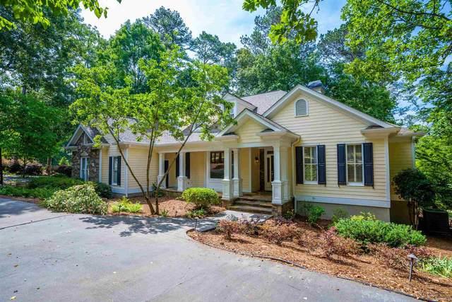 1110 Liberty Bluff Road, Greensboro, GA 30642 (MLS #59486) :: Team Lake Country